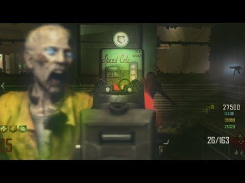 Zombie Food Challenge In Tranzit Black Ops 2 Zombies Mp5