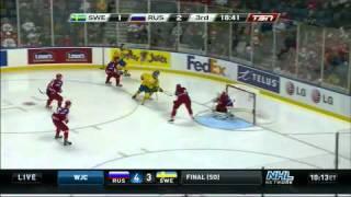 World Juniors: Sweden vs. Russia 1/3/11