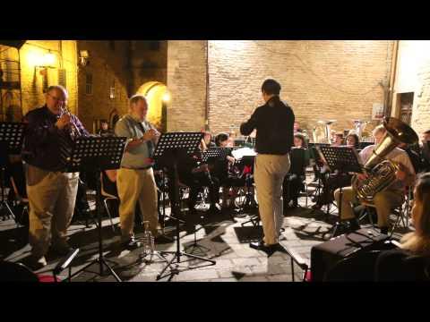 Rayburn Wright, Shaker Suite for Brass Quintet and Band - XX edizione Musica in Festa - giugno 2014