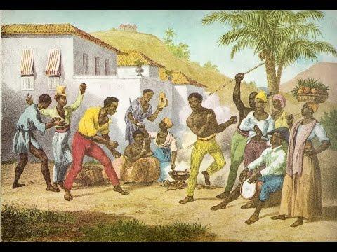 Lecture V: The Atlantic slave trade.