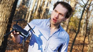 mcjuggernuggets-finds-crashed-drone-on-property