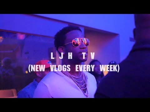 VLOG  Gucci Mane At V Ft Ralo, Young Dolph, 2 Chainz LJH TV