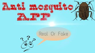 #62 Anti Mosquito App Review real or fake