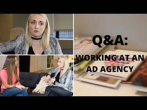 Ad agency interview questions