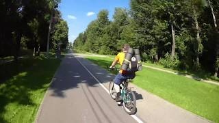 Спорт и отдых в измайловском парке. Часть 1. Москва24. Разрешение 4К
