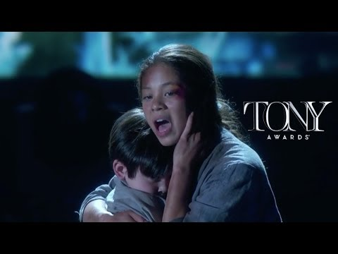 """I'd Give My Life for You"" Eva Noblezada — Miss Saigon, Tonys 2017"
