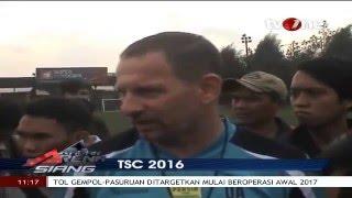 Jelang Persib vs Bali United TSC 2016