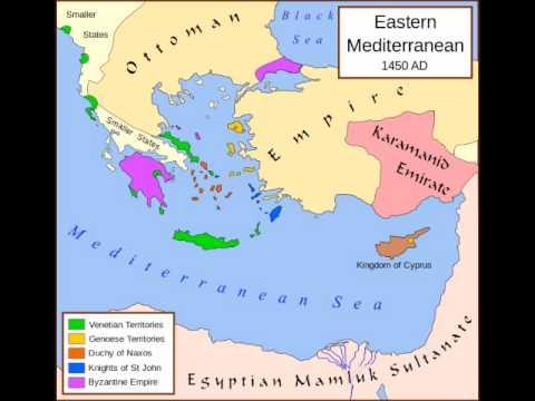The  Ottoman–Venetian maritime treaty (1416)