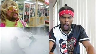 Skiing Stereotypes | Dude Perfect Reaction!!