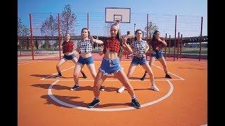 Dancehall. Уроки танцев в школе танцев Dance Life. Sean Paul. Kira Pakhomova, дэнсхолл видео
