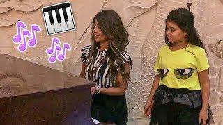 يوم مع ميمي | الحلقة 3 |  ماما عزفت بيانو !