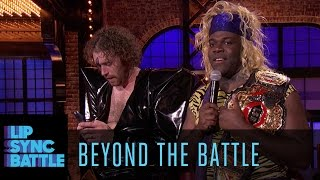 Beyond the Battle with T.J. Miller and Sam Richardson | Lip Sync Battle
