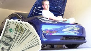 How I can afford a $50,000 Tesla Model 3 | $800 A Month Car Payment !