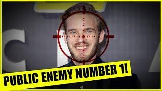 Why PewDiePie Is Public Enemy Number 1!