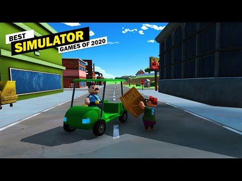 10 Best Simulator Games On Android & IOS [OFFLINE]