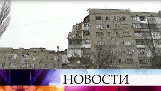 В городе Шахты остается неизвестной судьба четверых жильцов дома в котором произошел взрыв газа.