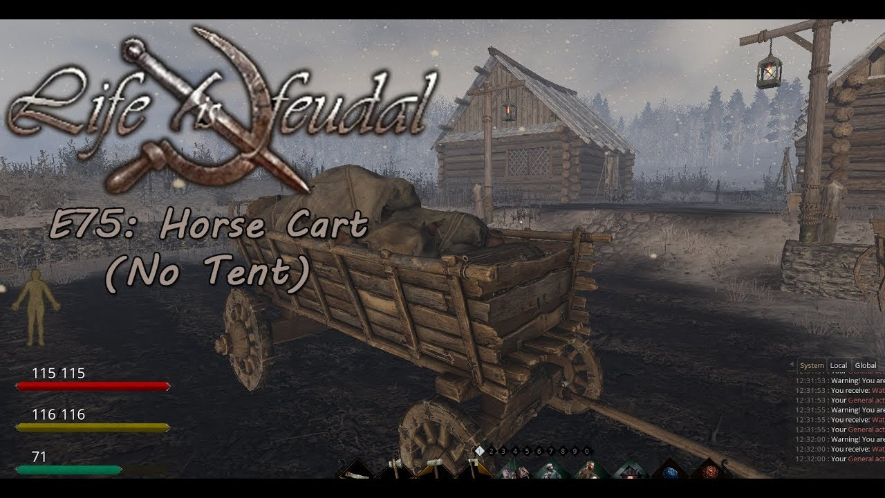 Life is feudal tent life is feudal mmo download free