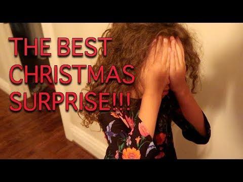 THE BEST CHRISTMAS SURPRISE   Britt's Space  