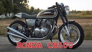 HONDA CB500 FOUR cafe racer