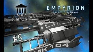 Advanced Texturing techniques | Spanj's Build Academy | Empyrion Galactic Survival | #5
