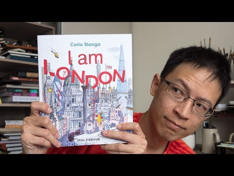 I am London by Carlo Stanga (book review)