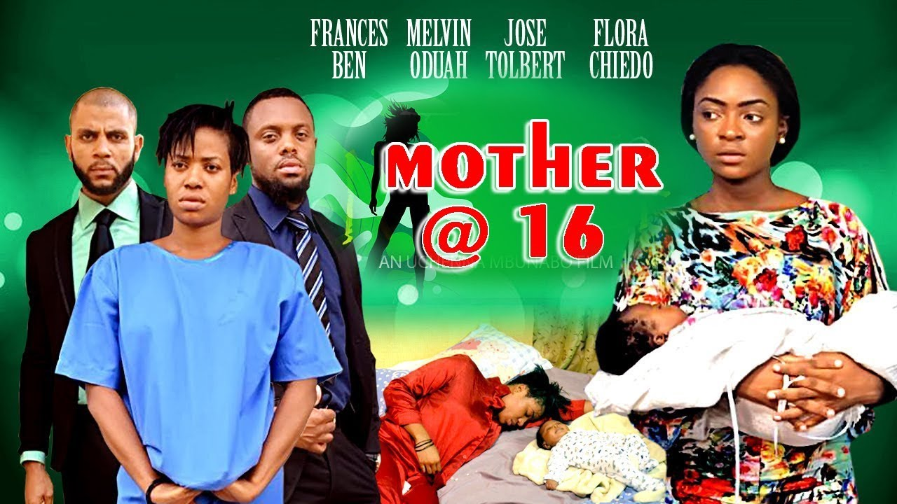 Download Mother @ 16 1&2 - 2018 Latest Nigerian Nollywood Movie/African Movie/Family Movie Full HD