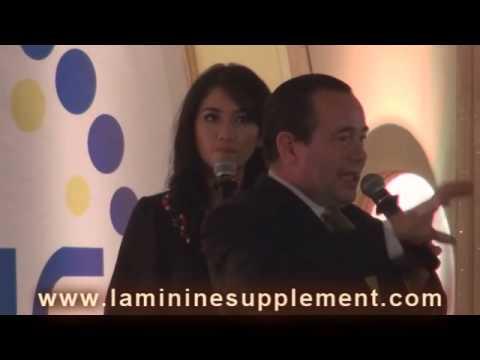 DR EDWARD ANDUJAR talks about LAMININE and degenerative diseases