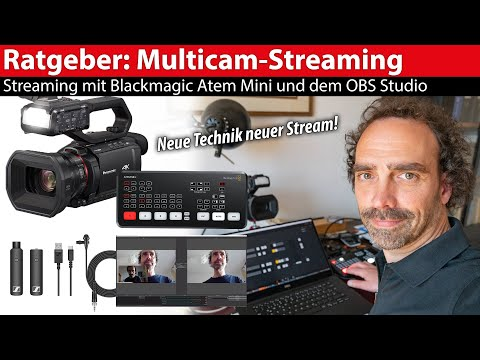 Ratgeber: Multicam-Streaming