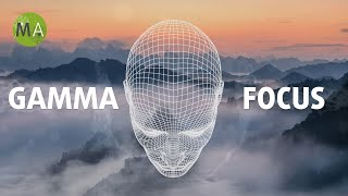 Gamma Hyperfocus Brain Ignition Isochronic Tones, Intense Focus & Energy