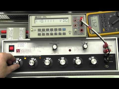 EEVblog #374 - DIY Multimeter Calibration