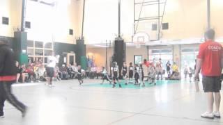 team heat vs team bulls i9 sports basketball sophomore division 6 7 yr championship game the w