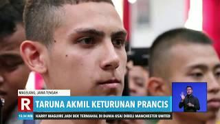 Enzo, Taruna Akmil Keturunan Perancis | REDAKSI SORE (06/08/19)