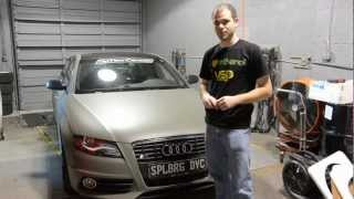 Audi B8 Interior LED Kit Installation Guided by USP Motorsports