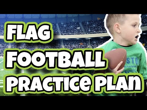 Youth Flag Football Practice Plan