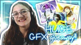 DANDO AFASTADO GFX LIVE!!! COME GET A FREE GFX-Roblox GFX livestream Giveaway