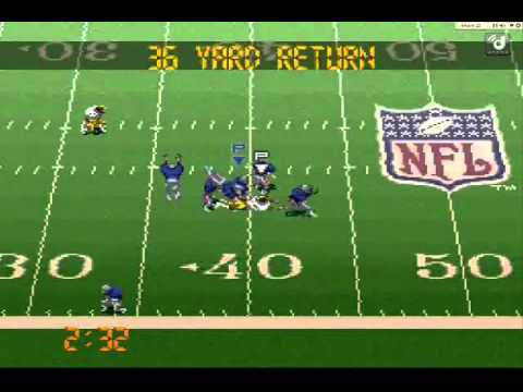 Tecmo Legacy League - 1977 Week 14 - Pittsburgh @ New England (2)