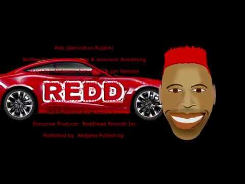 Mr Blood  -  Redd [Official Lyric Video Crop Over 2018]