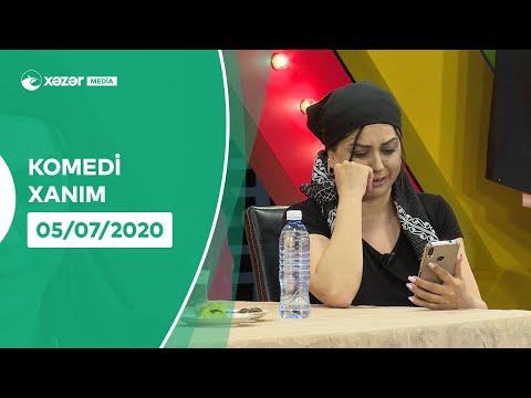 Komedi Xanım (8-ci Bölüm ) 05.07.2020