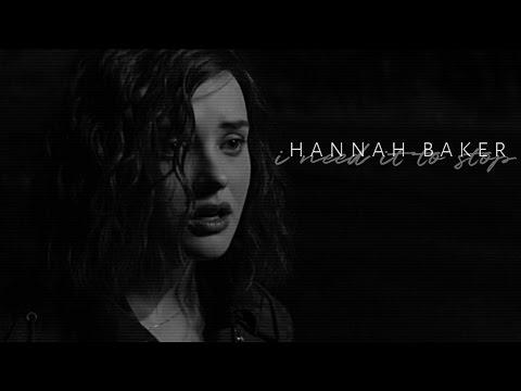 Hannah Baker ✘