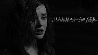 """Hannah Baker ✘ """"I need it to stop"""""""