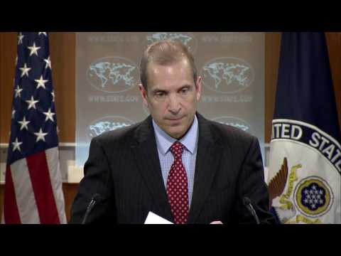 Department Press Briefing - March 7, 2017