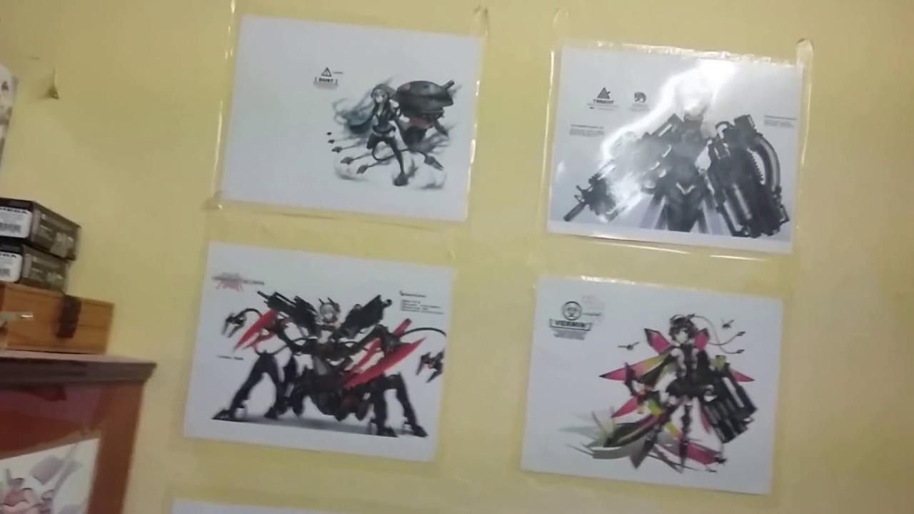 Como decorar tu cuarto otaku sin morir en el intento xd for Como decorar una habitacion