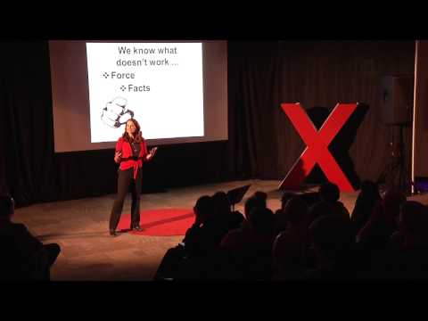 Reinventing Healthy Living | Melanie Carvell | TEDxUMary