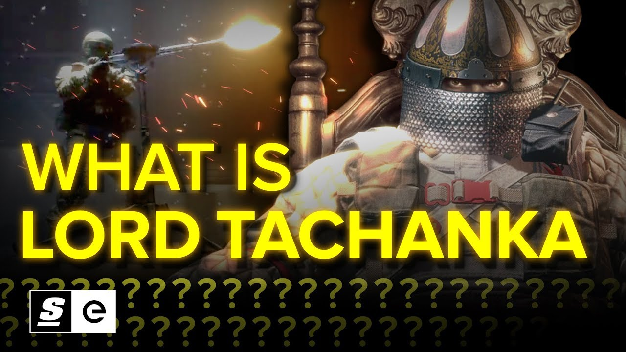 Download What is Lord Tachanka? The Conflict Behind Rainbow Six Siege's Most Broken Operator