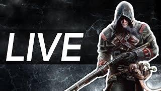 Assassin's Creed Rogue [LIVE/PC] - FULL WALKTHROUGH/Speedthrough