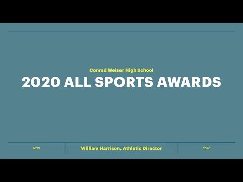 2020 Conrad Weiser High School All Sports Video