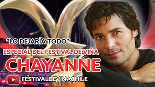 Chayanne - Lo Dejaría Todo - Festival de Viña 2008