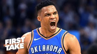 Is Russell Westbrook a stat stuffer or a winner? - Max Kellerman | First Take