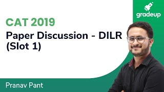 CAT 2019 Answer Key (Slot 1) | DILR | Question Discussion with Solution | CAT 2019 Question