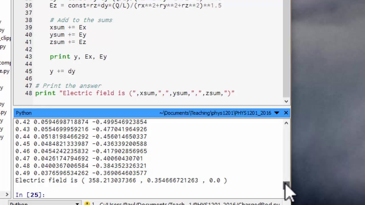MV4 04 Charged Rod Python